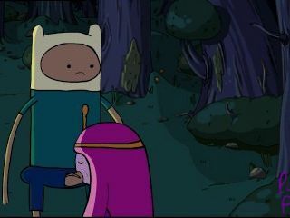 Aventure Time - Princes Bubble And Fin (romanian)