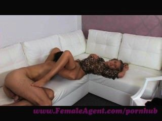 Femaleagent. Cameras Affect Studs Confidence In Casting