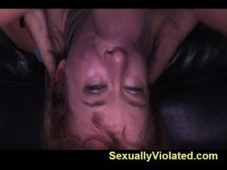 Redhead Bounded To Worship Cock 2