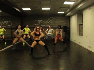 Booty_ Twerk Choreo By Dhq Fraules On Fm$- New Boyz