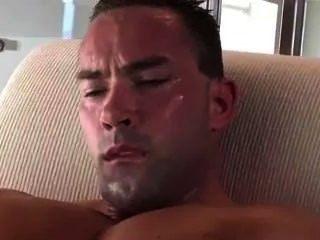 Bondage domination man naked pain