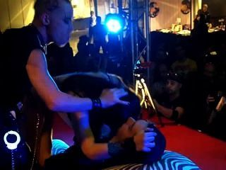 Ana marco kiara diletto y sr filth en el feda 2013 - 1 part 5