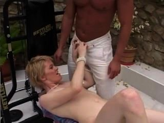 Cum On My Face - Scene 2