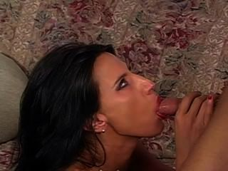 Allinternal dark haired hottie takes anal 1