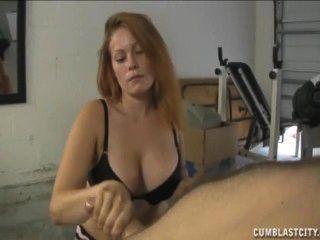 Electric machine orgasm