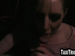 Brunette Punk Rock Babe Sucks Cock And Gets Fucked