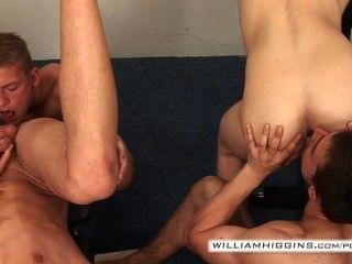 Williamhiggins - Wank Party #5 - Teaser 2