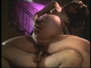 Huge Preggo Riding Dick