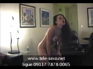 Amateur Girl Dancing Naked Www.tele-sexo.net 09117 7878 0065