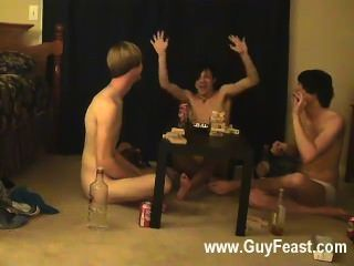Gay Sex Trace And William Get Together With Their Fresh Friend Austin For