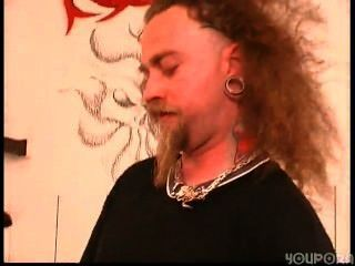 Slut Cassandra Sucks Cock In Tattoo-shop