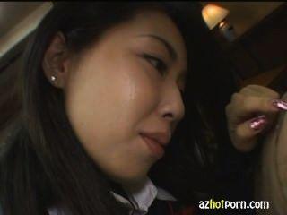Lascivious Lewd Asian Female Student