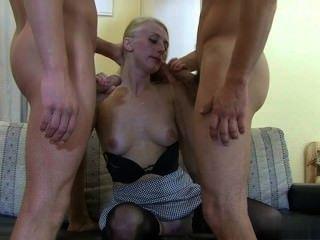Bigboobs Girl Cum In Mouth