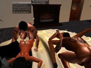 Mes amis femme porn