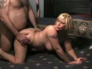 Thick Housewife With Hubby