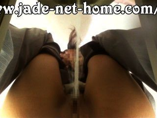 (dle68-06) Divine Angle!! Office Ladies Limit Of Endurance Exploding Pee To