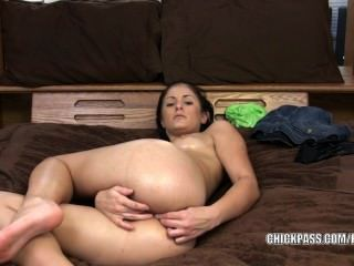 Cute College Girl Charli Baker Fucks Her Hot Ass