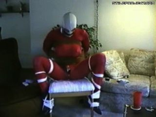 All Bound Up & Cumming - Estim