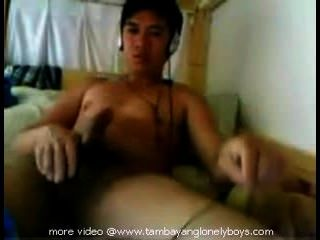 Pinoy Gay Jerkoff Young Pinoy On Cam
