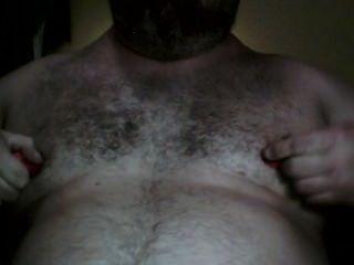 Bear Taking It Out On Nips