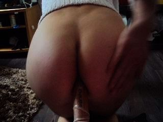 Simatra Beauty Ass Hard Anal Shot White