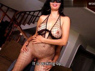 Big Tits Teen Stripping