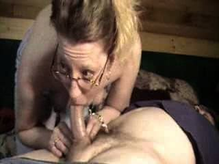 Perverted mother shoots a thrilling sex