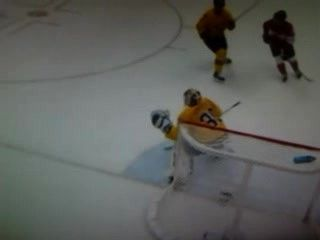 Olympic Hockey - Gold Metal Game - Canada Sweden - Goal #1