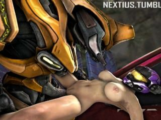 halo sex video No Xbox One DRM, Titanfall, Halo, & Oculus Rift VR Sex.