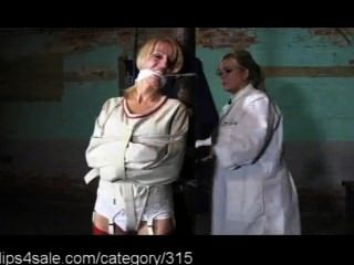 Tight Straitjackets At Clips4sale.com