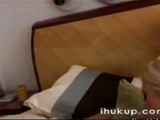 Two Sexy Girls With A Boy - Ihukup-com
