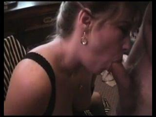 Busty Wife Likes Jizz So Much That She Drinks Cum From A Glass