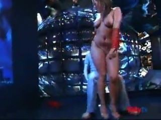 Striptease On Television 01