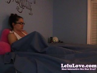Lelu Love-shy Voyeur Masturbation Under Sheets