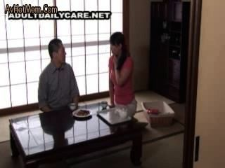 Japanese Anal Milf And A Dude With A Private Teacher