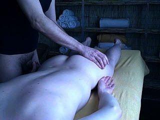 Sensual Stone Massage Experience Part 2