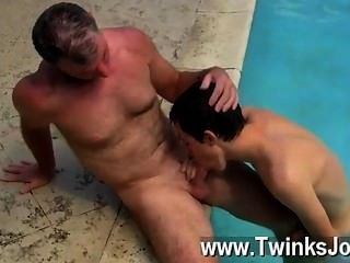 Twink Sex Daddy Brett Obliges Of Course, After Sharing Some Oral And