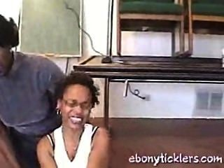 Ebony Landlord Tickle