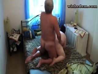 Fatty Milf Fucked In The Room