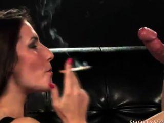 Smoking During Sex