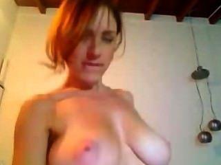 Horny Girl On Cam