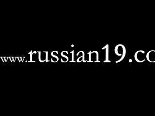 Fine Live Show Of Beautiful Russian Girl
