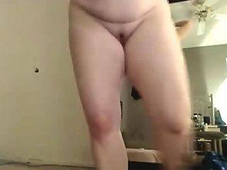 Big Ass Busty Mature Teasing On Webcam