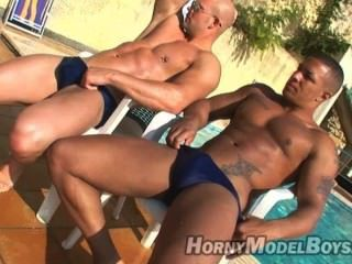 Pool Shoot - Tyson & Glen