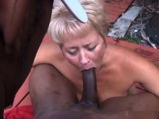 Cougar Seduces Young Bbc