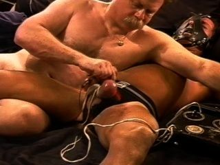 I Jack As I Up The Electro To His Balls.