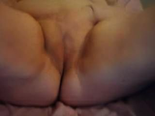 Hidden cam wife dildo