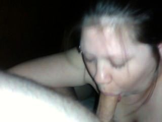 Wife Sucking My Cock