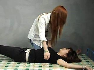 Tickling Girl 4
