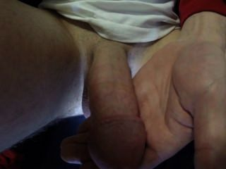 Playing With Big Dick